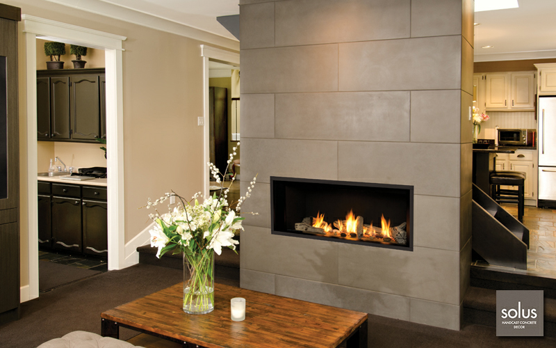 - Linear Gas Fireplaces